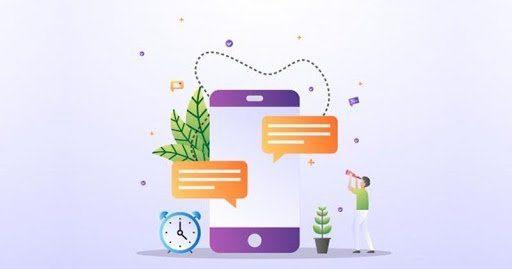 SMS Advertising on Handset